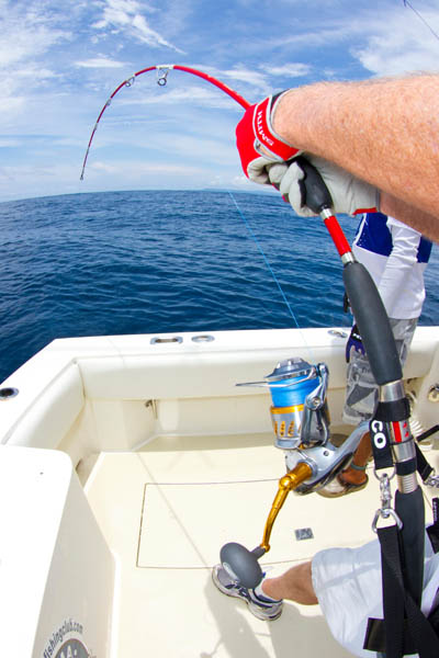 tackle for st. thomas charter fishing - capt alvin fishing charters, Reel Combo