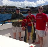 6 Hour Offshore Charter