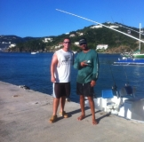 Capt Alvin Fishing Charters St Thomas