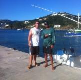 Capt Alvin Fishing Charters St Thomas