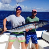 charter fishing for wahoo st thomas