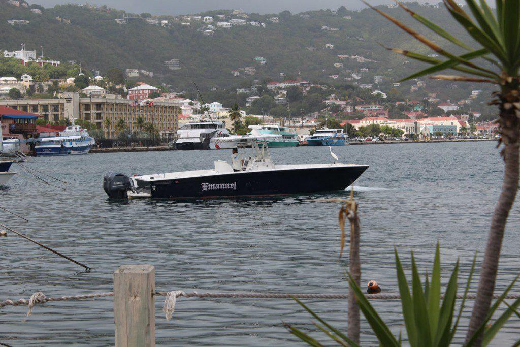 Emanuel Charter Boat