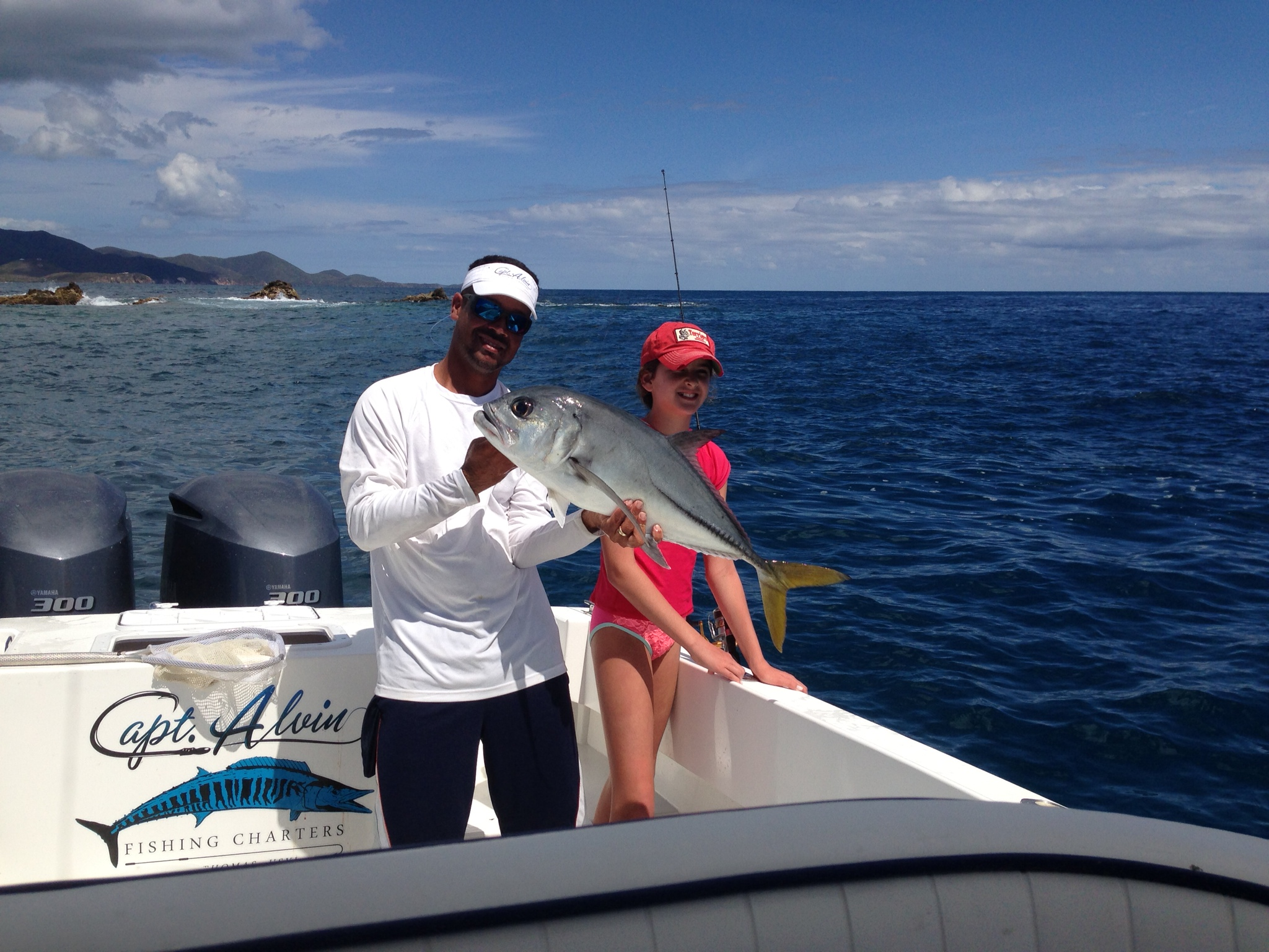 Family kid 39 s fishing trips capt alvin fishing charters for Fishing vacation packages