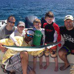 Fishing Family in St Thomas