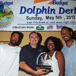 2013 VI Big Game Club Dolphin Derby Winner