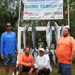 2013 Bastille Day Kingfish Tournament Winner