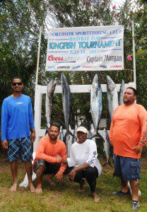 kingfish tourney winners