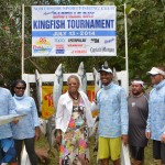 2014 Bastille Day Kingfish Tournament 2nd Place / Best Boat