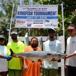 2016 Bastille Day Kingfish Tournament 1st Place