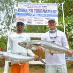 2017 Bastille Day Kingfish Tournament - 2nd Place